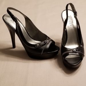 🆕️ GUESS Platform Shoes - Never Worn!